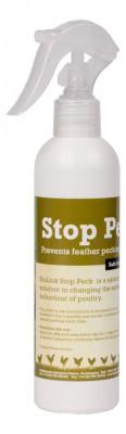 Stop peck