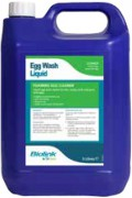 Egg wash liquid